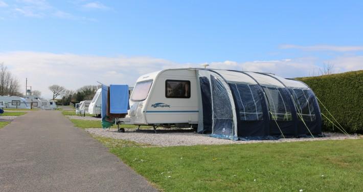 Widend Touring Park - Paignton, South Devon |