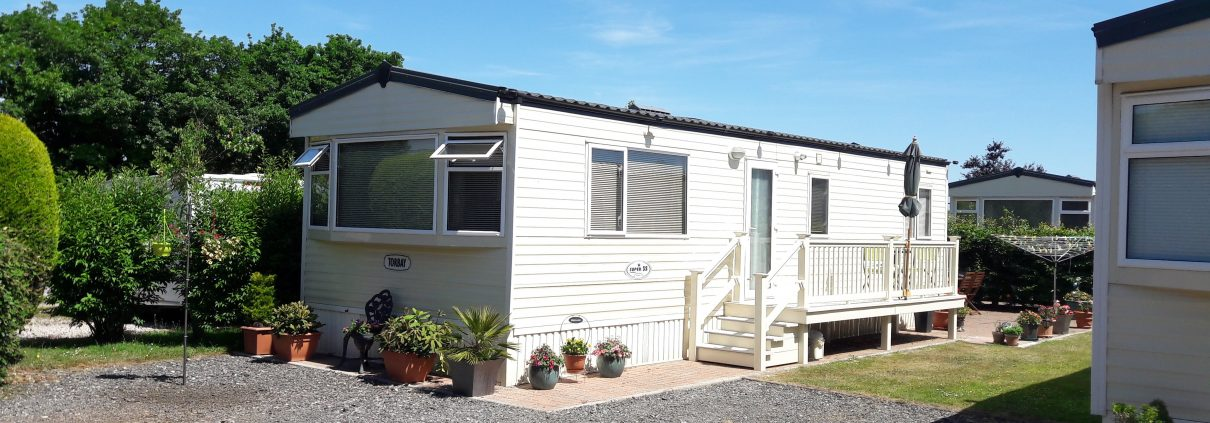 Widend Touring Park - Paignton, South Devon | Static Caravan Sales